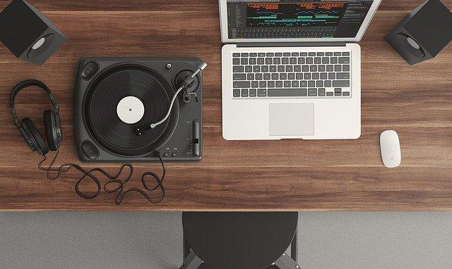音楽が生活とともにある